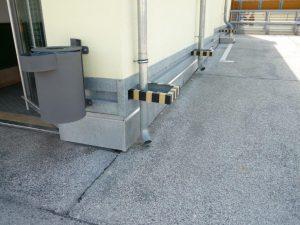 P1040285Flachdachsanierung Einkaufszentrum hamburg