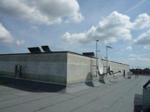 P1040658Flachdachsanierung Einkaufszentrum hamburg