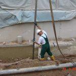 Grundwasserabsenkung mit Vacuumlanzen